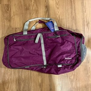 Enknight packable duffel bag